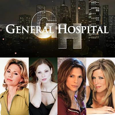 general hospital three carlys