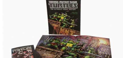 teenage mutant ninja turtles the ultimate history book canada