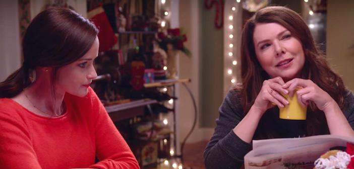 Netflix Announces Gilmore Girls Premiere Date