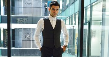 Sean Teale Previews His New Series Incorporated