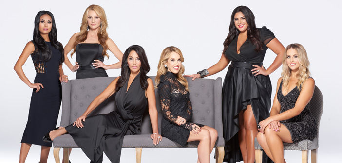 The Real Housewives of Toronto to Premiere March 7 on Slice