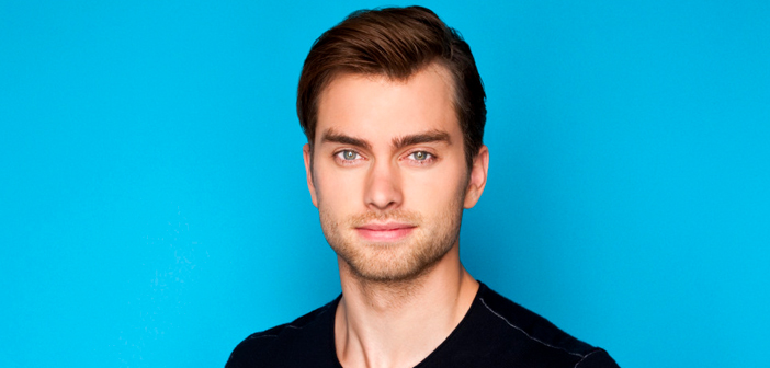 pierson fode leaving the bold and the beautiful