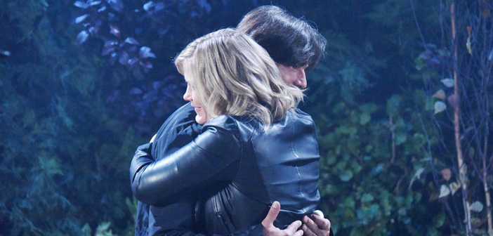 Soap News: Sami's Search for Will Begins on DAYS; Plus — Will the Abbotts Save Dina on Y&R?
