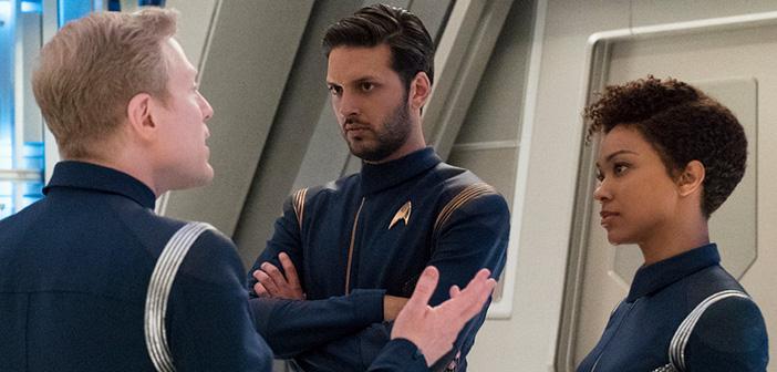 star trek discovery renewed season 2