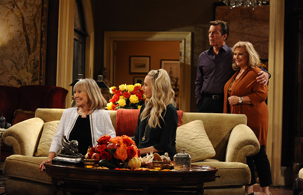 young and the restless thanksgiving episodes 2017 photos
