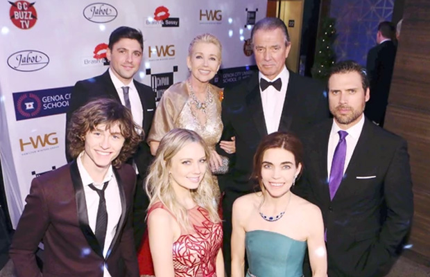 newman family young and the restless