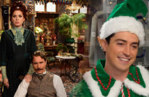 will and grace superstore christmas specials 2017