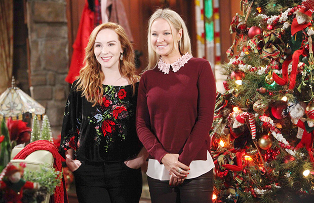 young and the restless christmas spoilers 2017