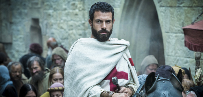 Exclusive Interview: Knightfall's Tom Cullen
