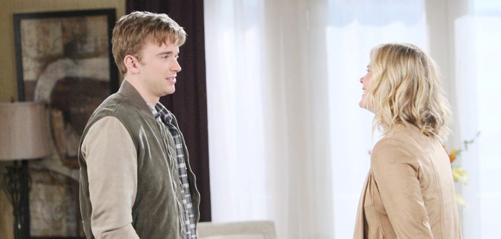 Soap News: Sami Exits Salem on DAYS, While Y&R's J.T. Returns to Genoa City!