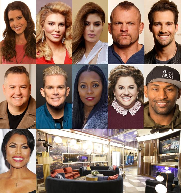 Celebrity Big Brother: Meet the Cast - facebook.com