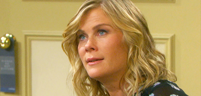 DAYS Preview: Alison Sweeney Returning! Plus — Chad Is Arrested & Chaos at Gabi's Trial